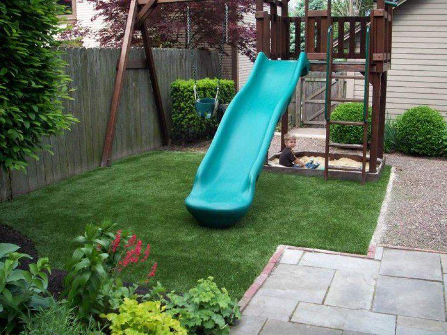 ... Our Synthetic Playground Turf Will Keep Your Kids Safe ...